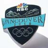 NBC Large Shield Pin